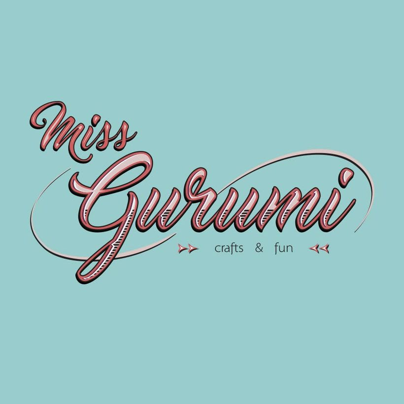Logotipo Miss Gurumi -1