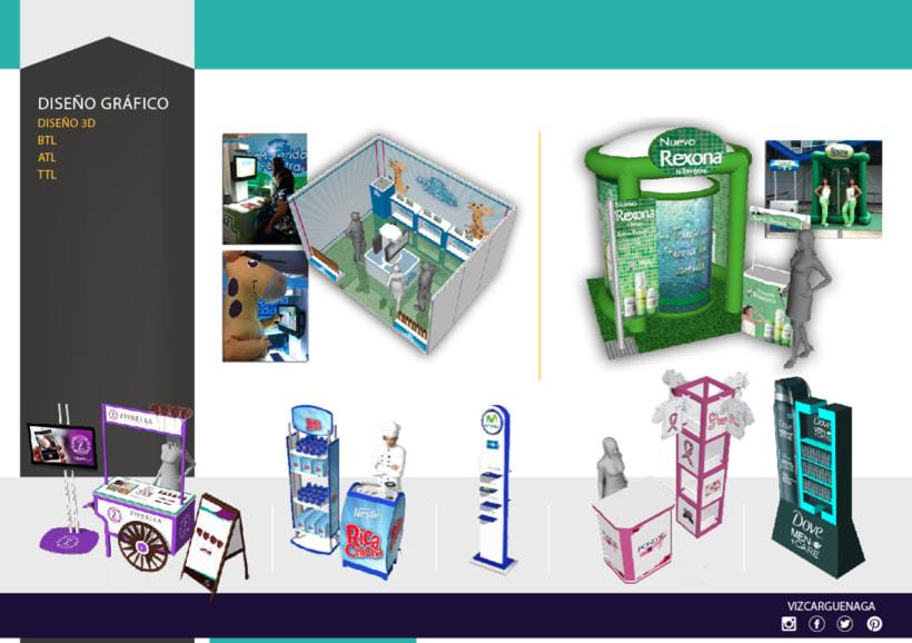 Portafolio Diseño Gráfico-Diseño3D-BTL-Stand-Eventos 3