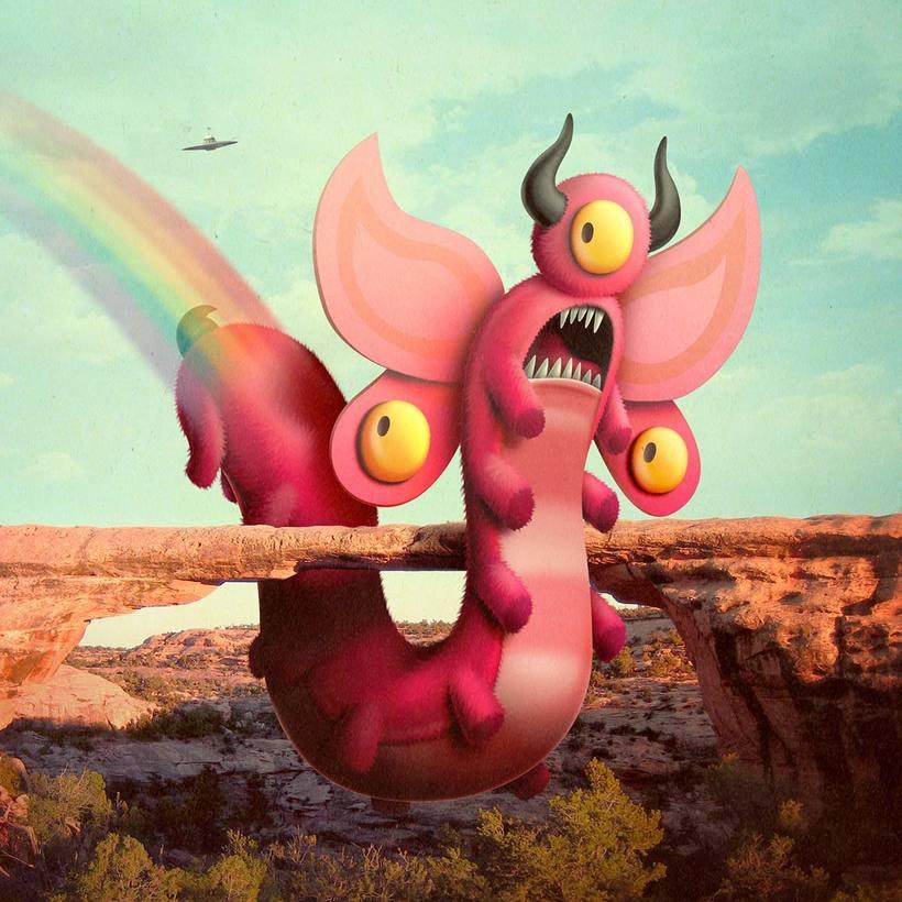 Bakea crea monstruos terroríficamente adorables 10