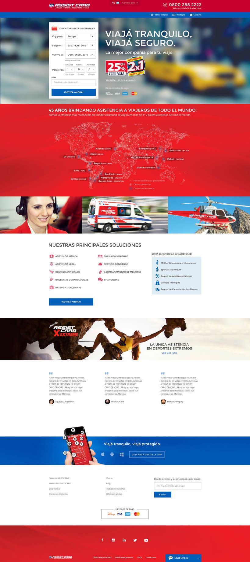 Responsive Website DesignNuevo proyecto -1