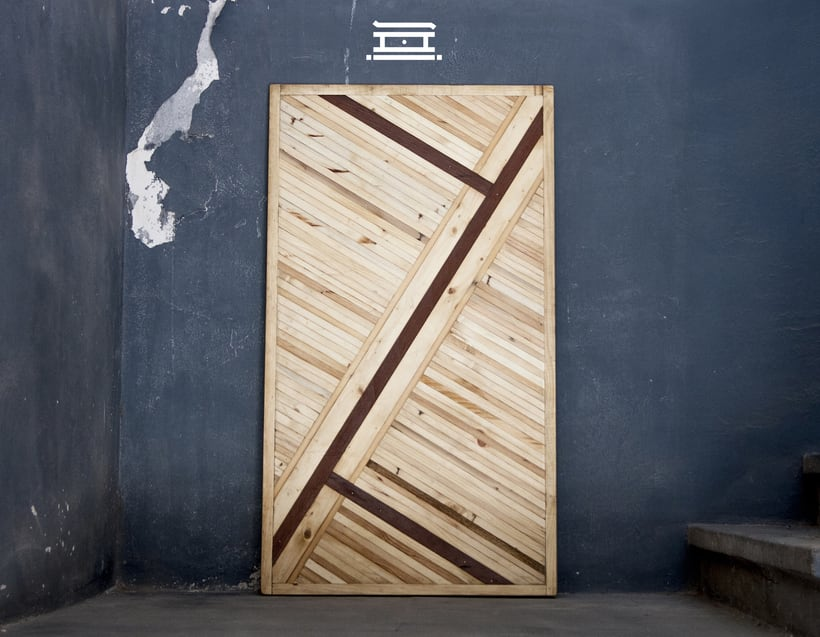 Shi - Recycled wood design 3
