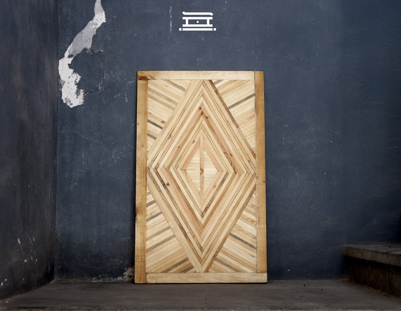 Shi - Recycled wood design 4