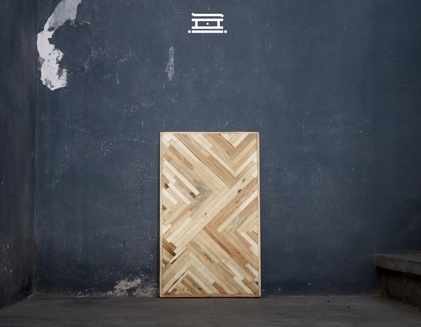 Shi - Recycled wood design 5