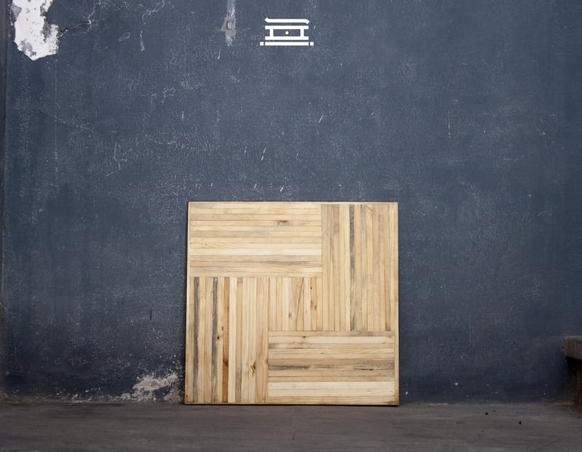Shi - Recycled wood design 8