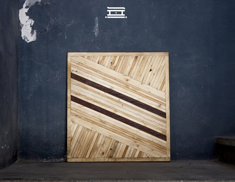 Shi - Recycled wood design 9