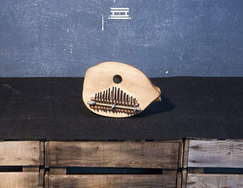 Shi - Recycled wood design 17