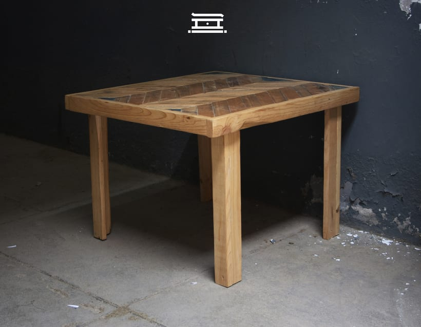 Shi - Recycled wood design 19
