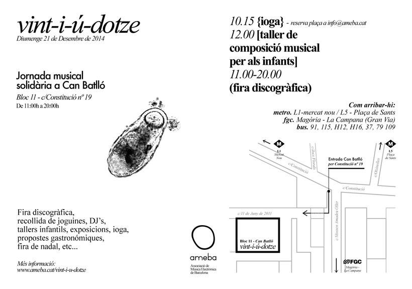 VINT-I-U-DOTZE - Jornada musical solidária 3