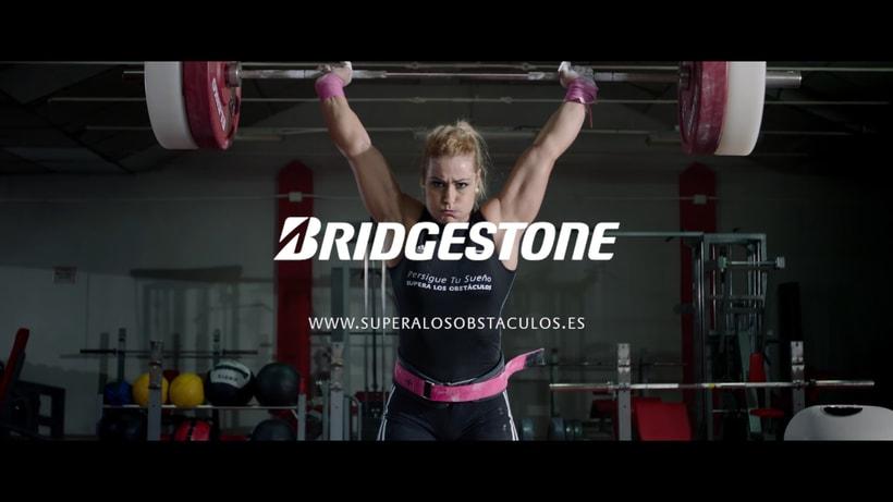 Bridgestone - Persigue tus sueños (Location Scout, Runner, Auxiliar de producción). -1