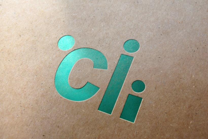 Identidad corporativa. Clinium Salud 2