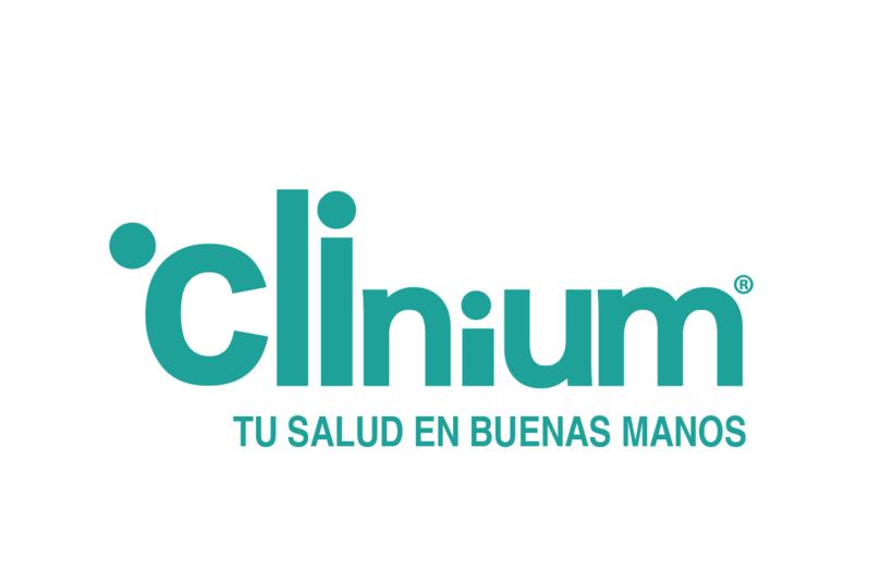 Identidad corporativa. Clinium Salud 1
