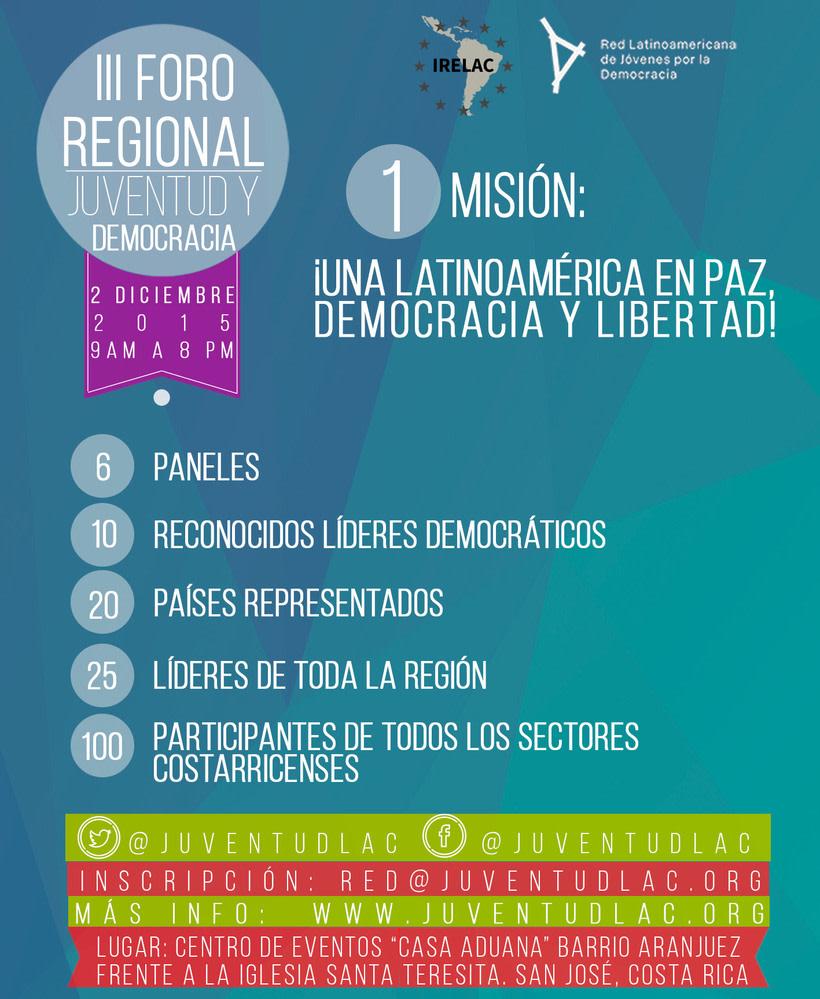 Red Latinoamericana de Jóvenes por la Democracia 0