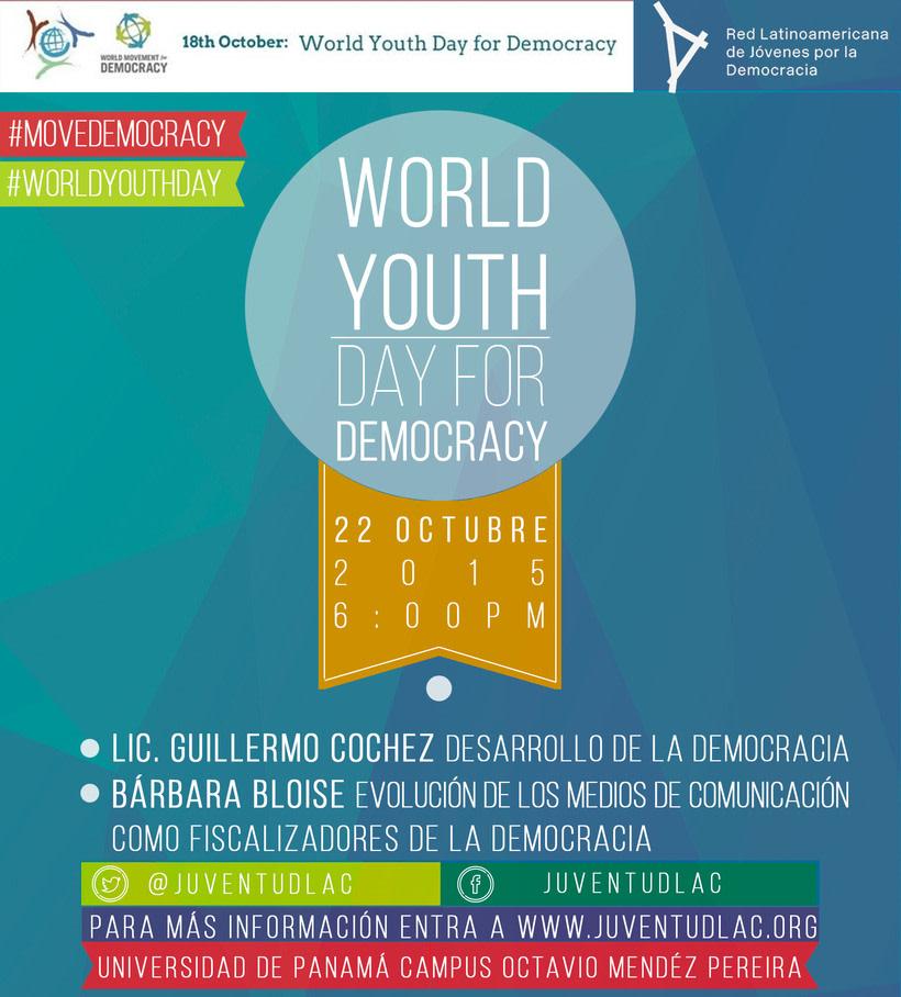 Red Latinoamericana de Jóvenes por la Democracia 1