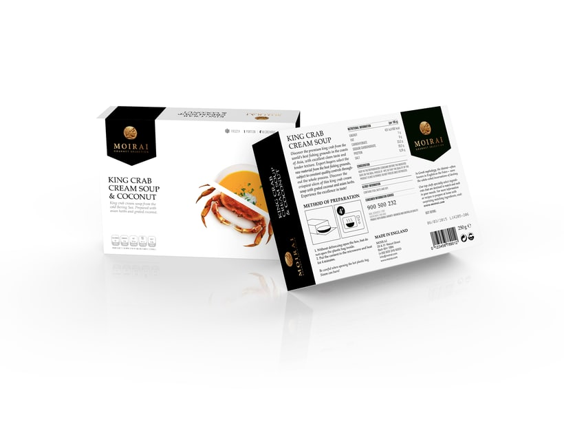 MOIRAI Gourmet Packaging 4