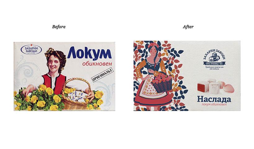 LOKUM (dulce búlgaro) 12