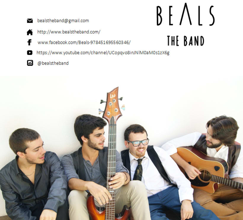 Beals The Band 2
