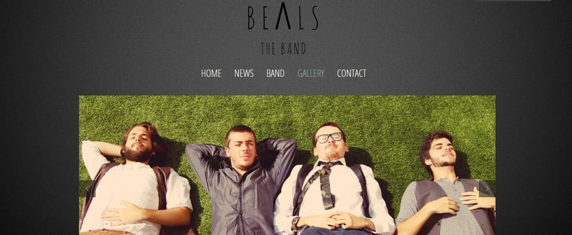 Beals The Band 3