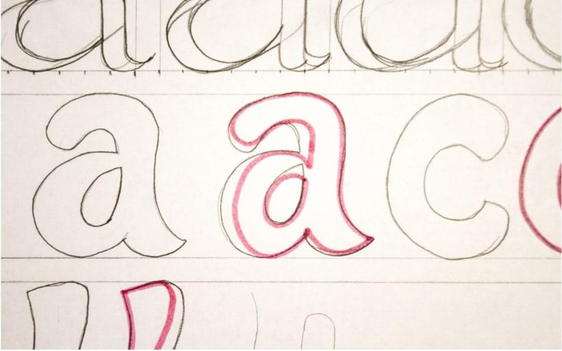 """Proyecto tipográfico """"Chuminá"""" 0"""