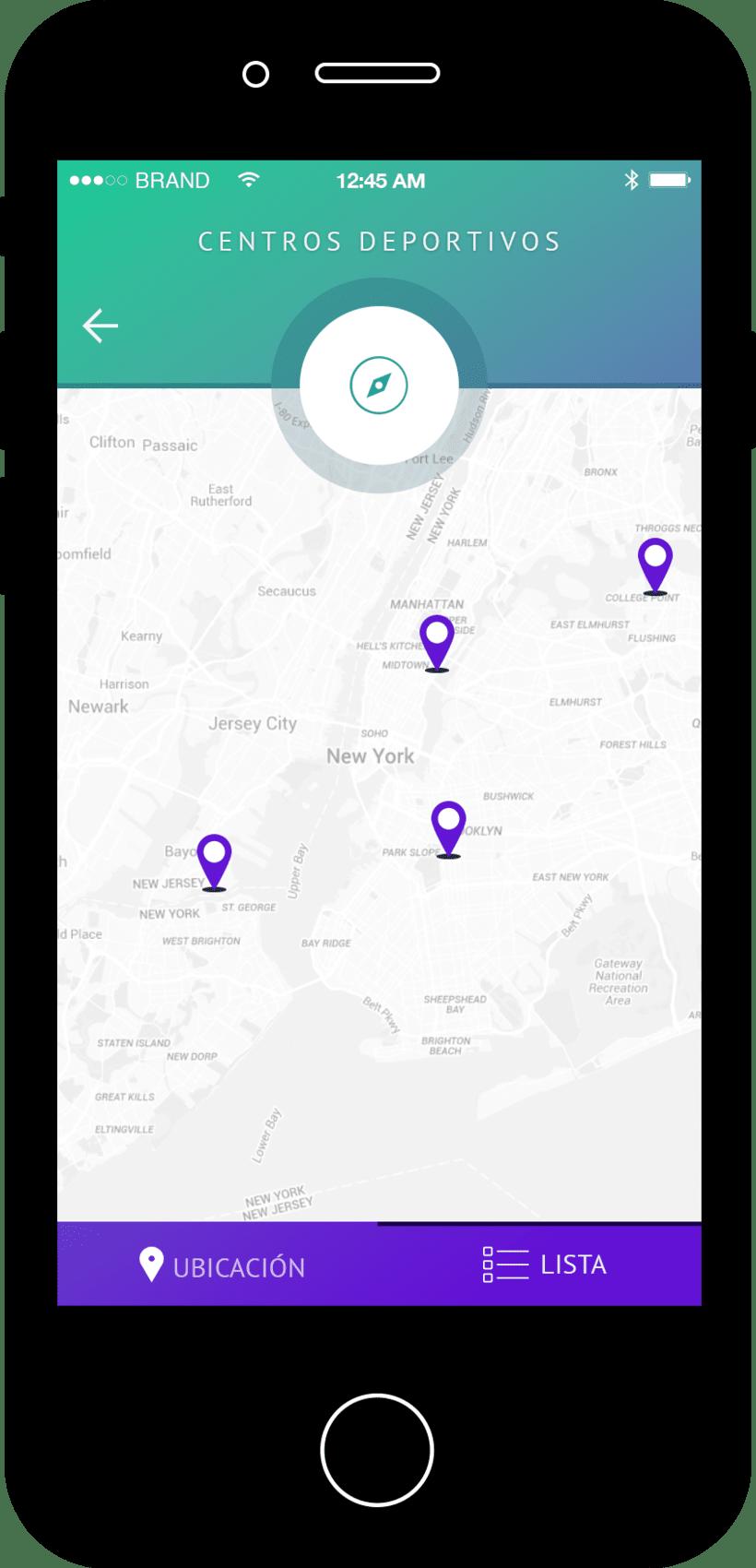 Diseño App - Zmag Sport 0