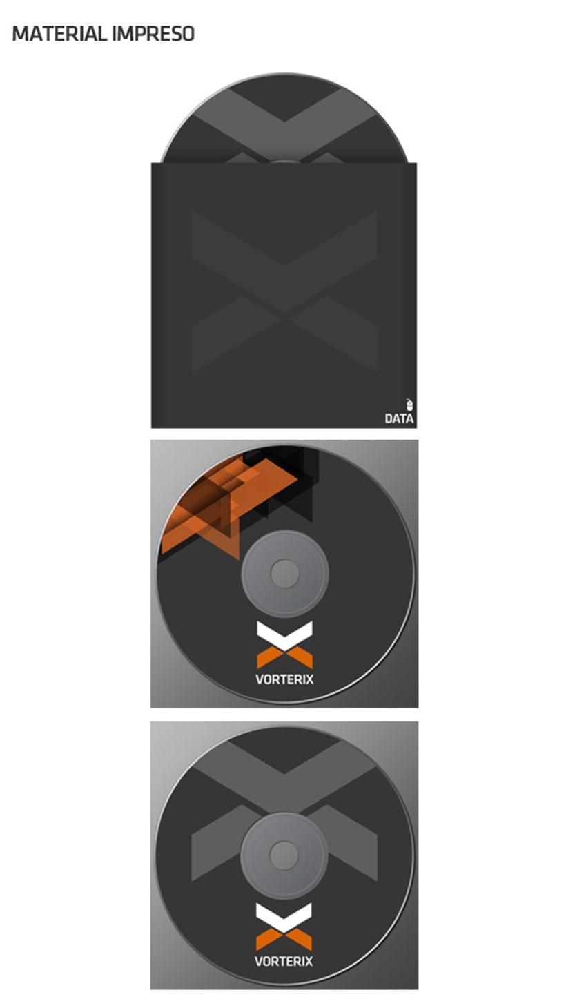 Vorterix, Diseño de marca y website 3