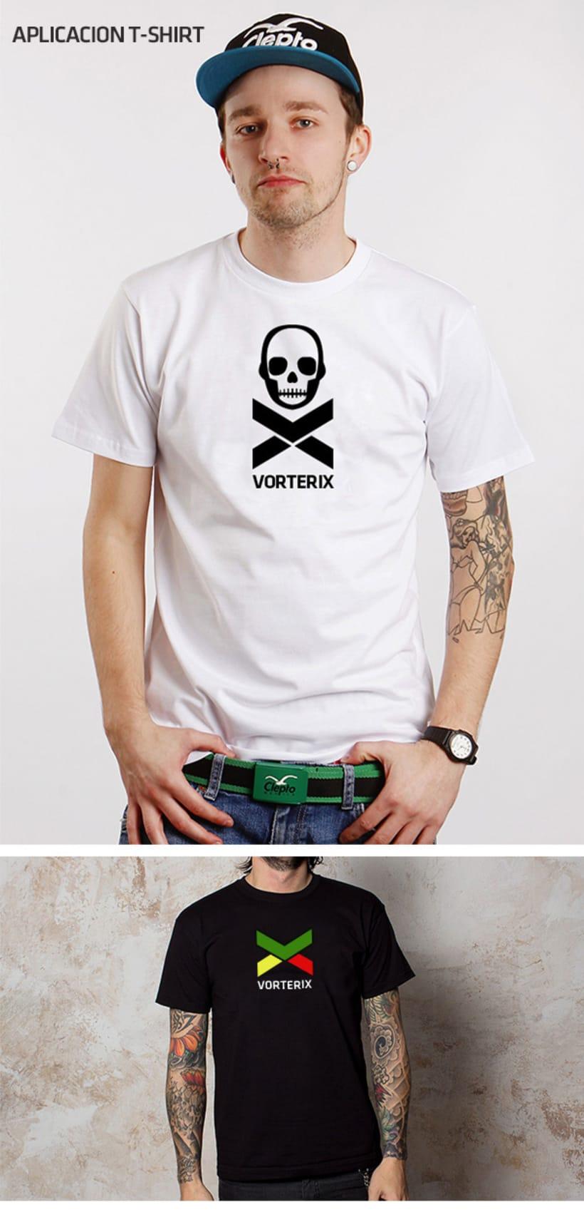 Vorterix, Diseño de marca y website 4