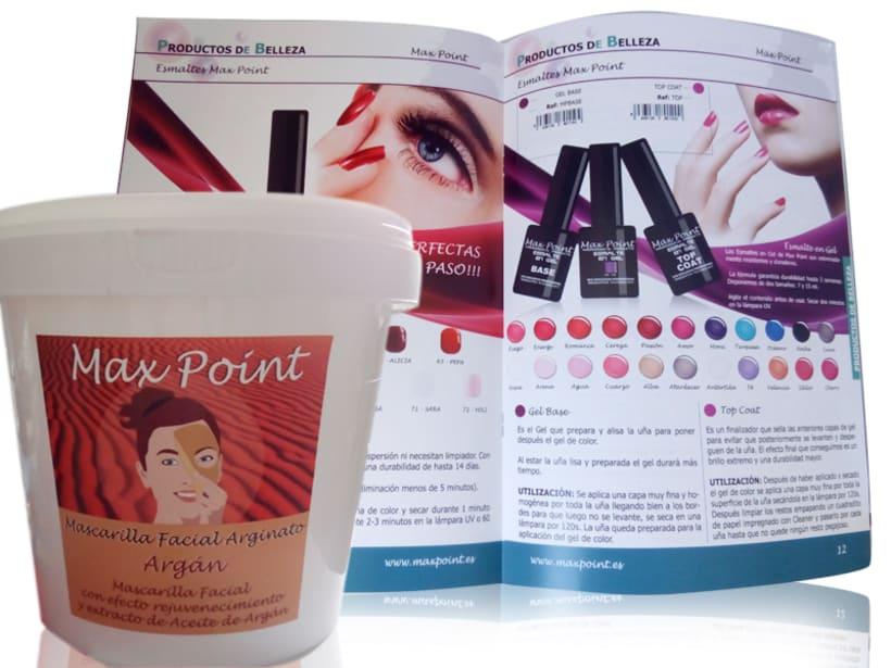 Proyectos Comercial Diego Carballo y Max Point 0