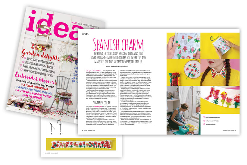 Cuello inspiración SUIKERBOS Revista Ideas Magazine 17