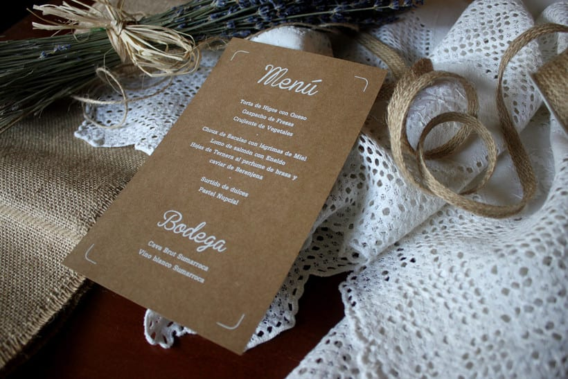 WEDDING MENU 0