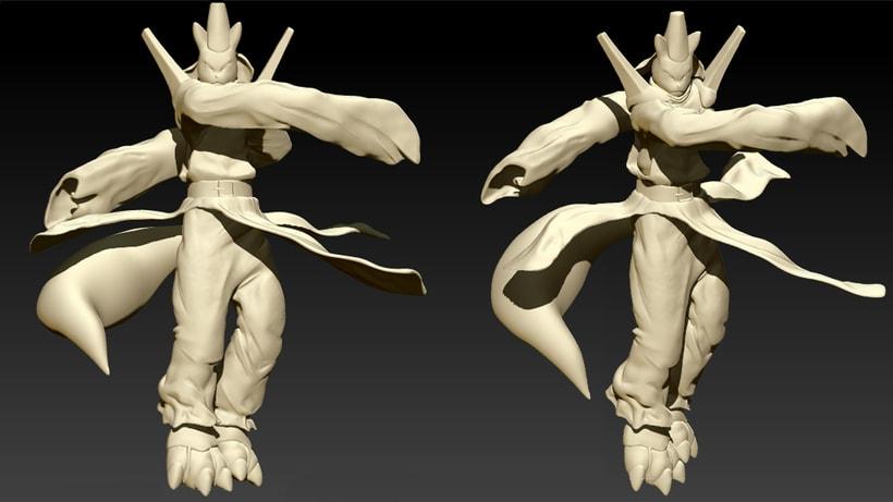 Modelado 3D  4