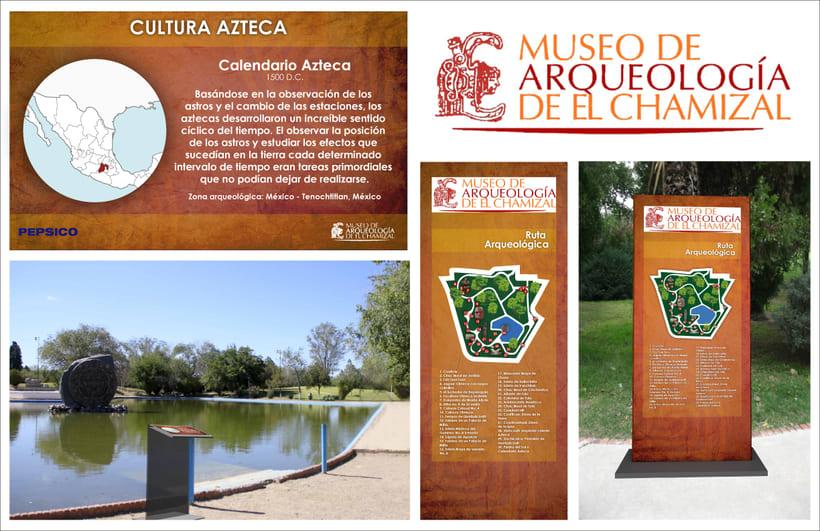 Museo de Arqueología de el Chamizal  0