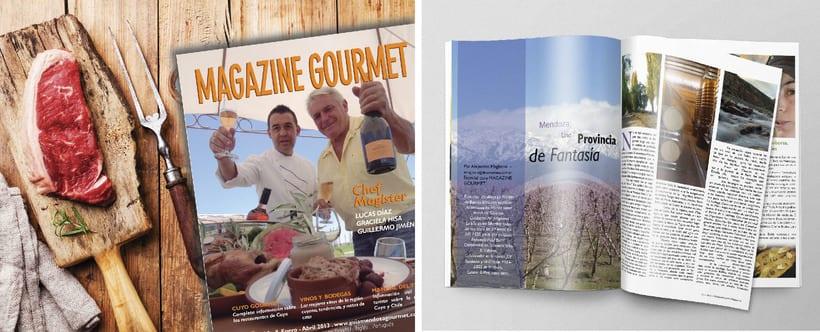 Magazine Gourmet 0