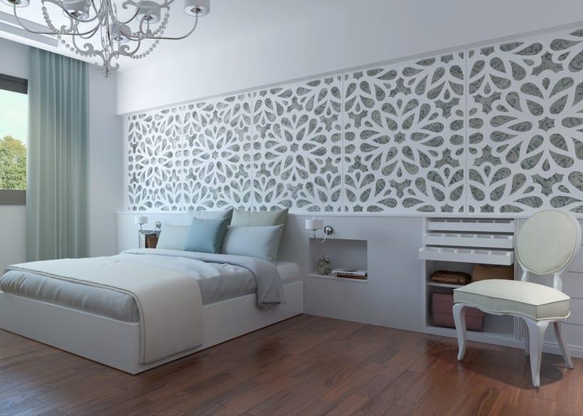 Interiores 3D de Casa Particular en Ciudad Real 4
