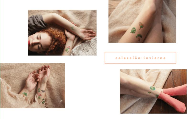 PIEL Tatuaje Fugaz 2
