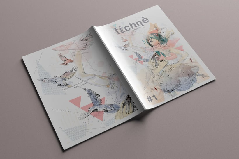 Mi Proyecto del curso:  Introducción al Diseño Editorial 14