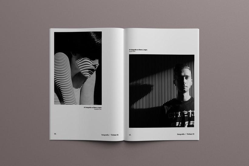 Mi Proyecto del curso:  Introducción al Diseño Editorial 6