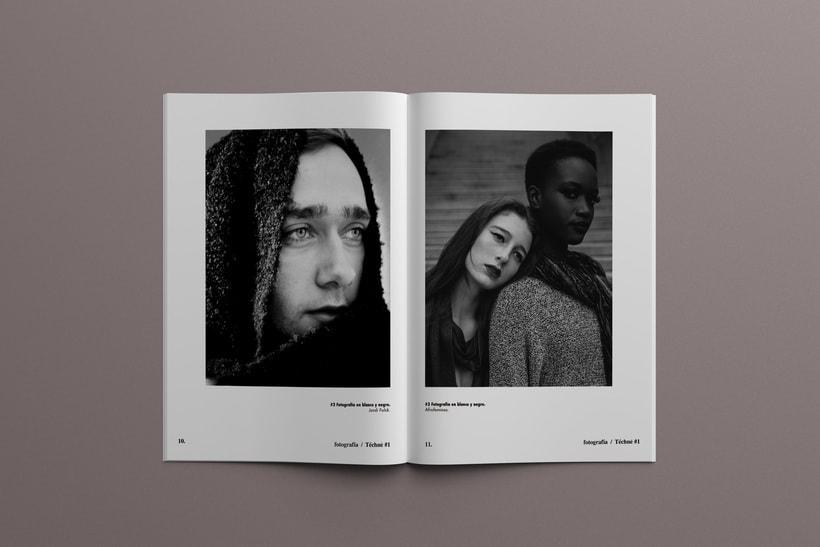 Mi Proyecto del curso:  Introducción al Diseño Editorial 7
