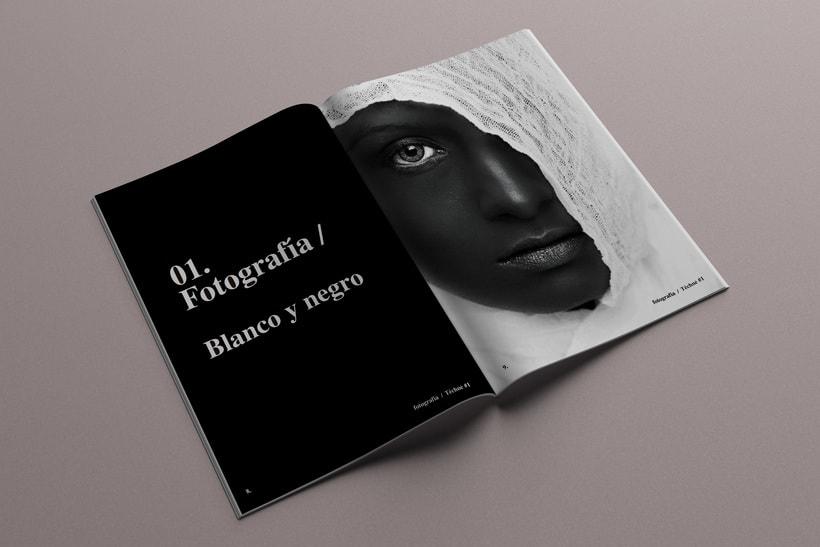 Mi Proyecto del curso:  Introducción al Diseño Editorial 4