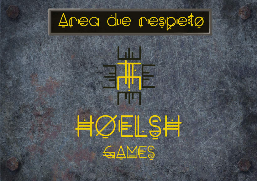 Branding Hoelsh Games 2