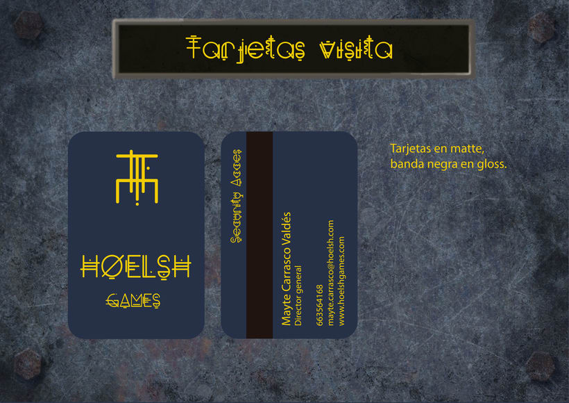 Branding Hoelsh Games 10