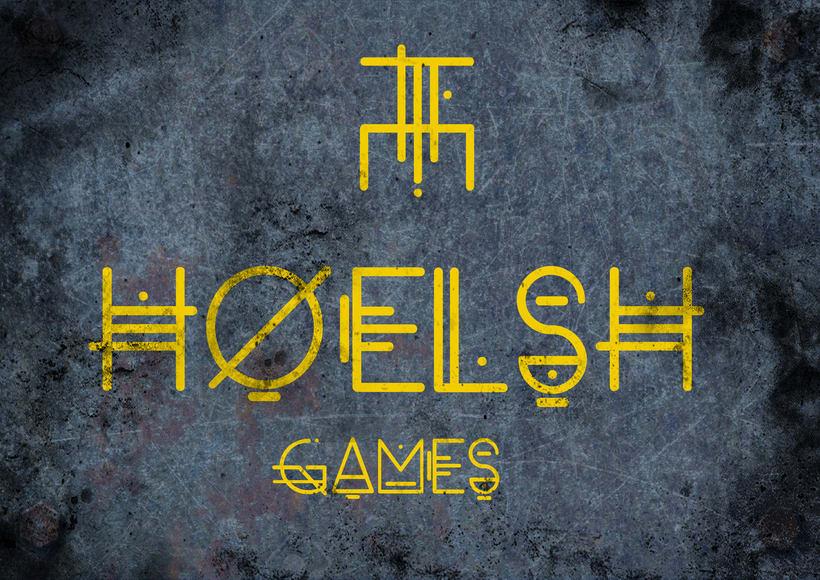 Branding Hoelsh Games 0
