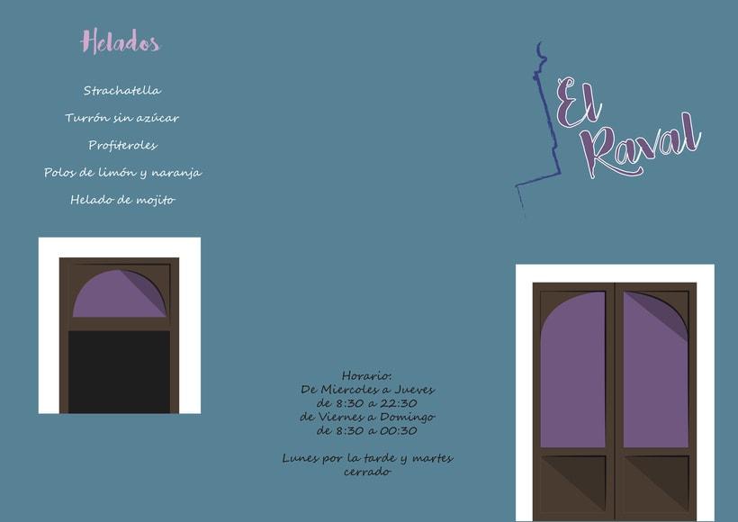 Branding: Tapería El Raval 1