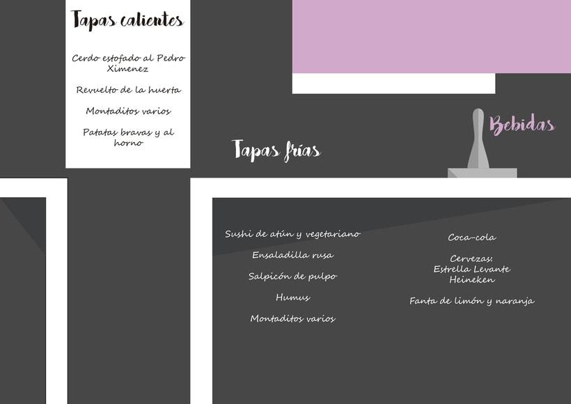Branding: Tapería El Raval 2