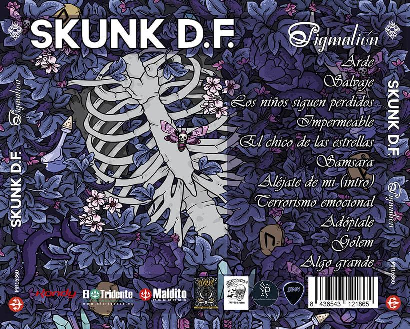 Digipack Skunk DF-Pigmalión 0