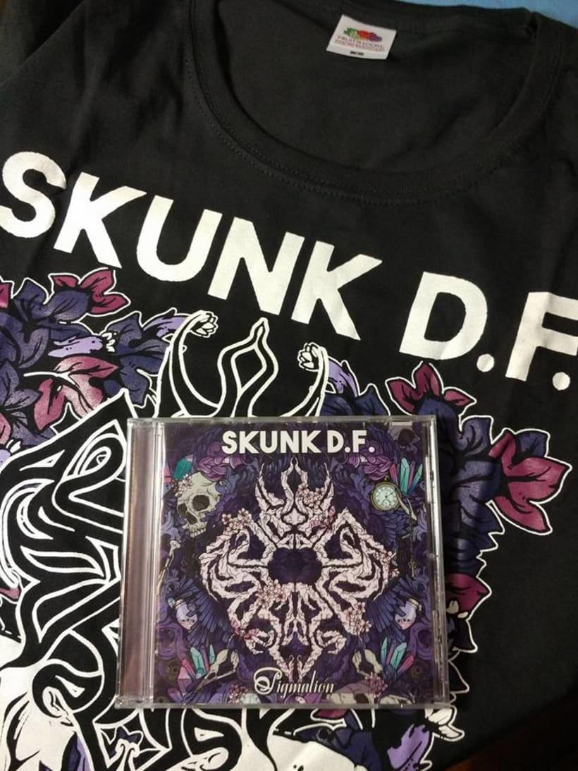 Digipack Skunk DF-Pigmalión 3