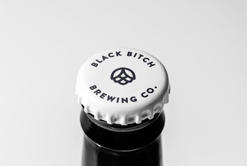 Angry Bitch- Black Bitch Brewing Co. 1