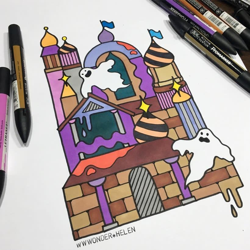 ilustraciones no digitales 1