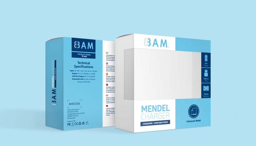 Packaging | 8BAM® 2