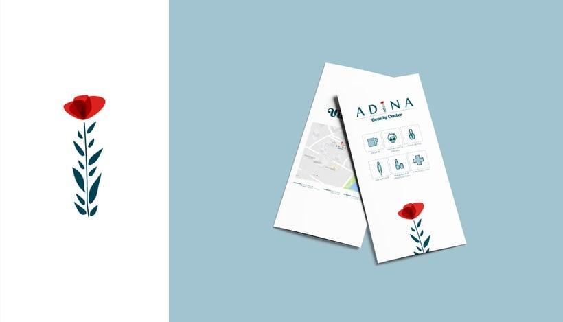 Diseño publicitario | ADINA 1