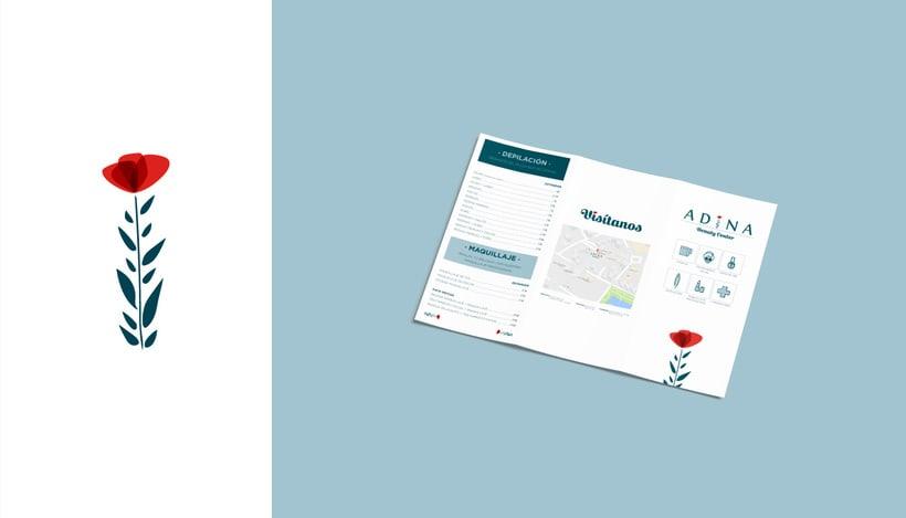 Diseño publicitario | ADINA 3