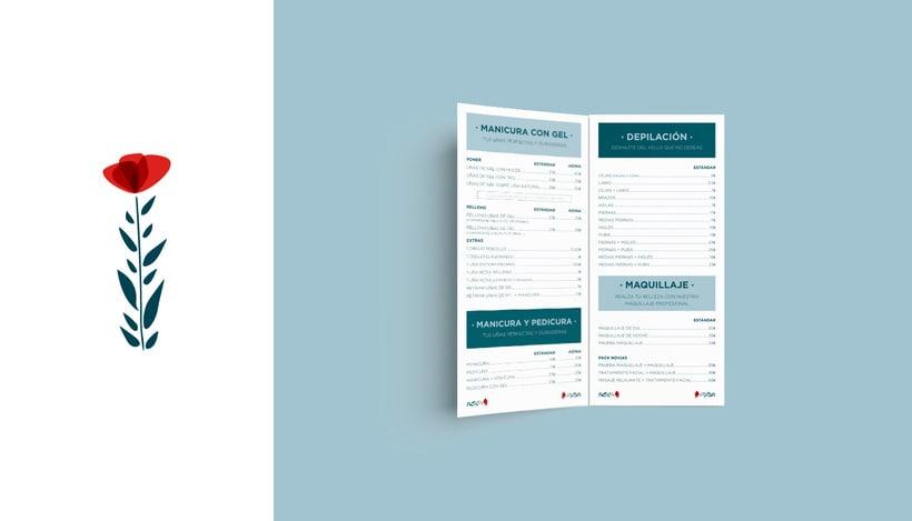 Diseño publicitario | ADINA 4